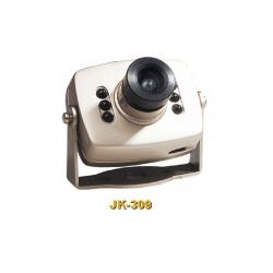 ВИДЕОкамера  ч./б.  JK-309B (с б/п) (с русс.опис.)