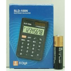 Калькулятор 100 (CT-100N) 8 разр. мал.