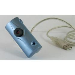 ВИДЕОкамера для PC (синяя с науш. 350000 pix.)