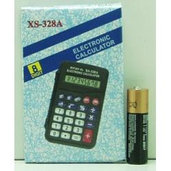 Калькулятор 328 (XS-328) 8-разр. мал.