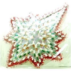 Гирлянда - звезда разноцв. 118 ламп
