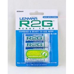 Аккумулятор Lenmar R-2G AA 1,2V 2150мАч (по 4 шт)
