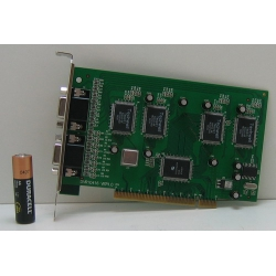 ВИДЕО DVR Card SK-2000P (16Vid., 200F/S)