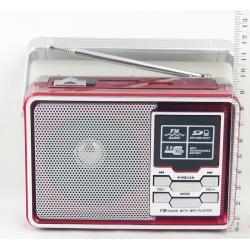 RS-221 (FM,,AM,SW1/2) сетев. SD, USB