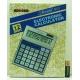 Калькулятор 1088 (SDC-1088) 12-разр. большой экр.