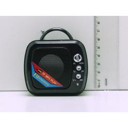 Колонки MP3 с FM-прием., USB, SD MRM-5751 (575)