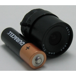 "Объектив FFM-0612FX 1/3"" 6mm F1.2 51gr"
