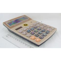 Калькулятор 2018 (DS-2018) UFU 12 разр. больш.