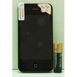 Сот. телефон 8 (V8) 2 Sim, TV, сенсор, Wi Fi