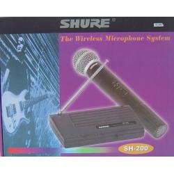 Микрофон (радио) SHURE SH-200 II