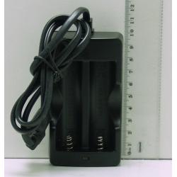 Зарядное устройство для 2 акк. 18650 HZM-040/042