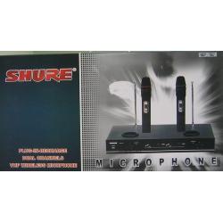 Усил.+ 2микр. (радио) SHURE BT-88 Beta