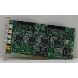 ВИДЕО DVR Card EK-500SS (16Vid+4Aud., 100F/S)