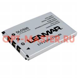LENMAR DLCS20 (Casio NP-20) 3,7V 650mAh