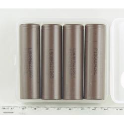 Аккумулятор для фонарика №18650 3000mA LG дорог.