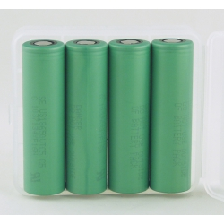 Аккумулятор для фонарика №18650 2600mA SONY дорог. (по 4шт)
