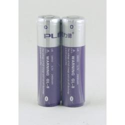 Аккумулятор для фонарика №18650 2400mA BLD дорог. (по 2шт)