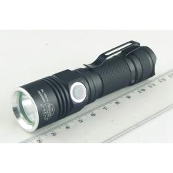 Фонарь светодиодный (1 мощ. акк.+ЗУ) Поиск P-Y501