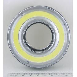 Фонарь светодиодный (1 больш. лампа, 3AА с магнит. кругл.) YD-981-COB