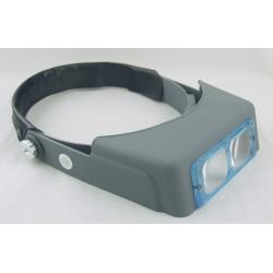Очки увелич. №81007B-1 деш. 2 ламп