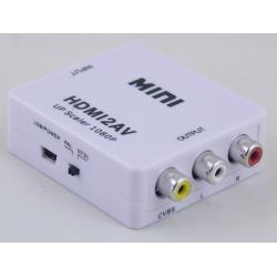 Переходник HDMI-AV