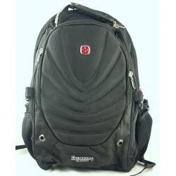 Рюкзак с разъемом (3отдел., 2бок.+ 2внеш. карм. 48*32см) №6013 SWISS