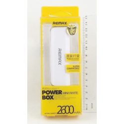 PowerBank E-3 REMAX 2600mAh