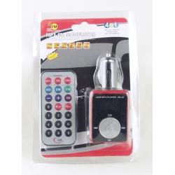 MP3 модулятор авто TM-34 (с пультом) с экр.
