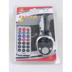 MP3 модулятор авто KD-211 с пультом, экр.