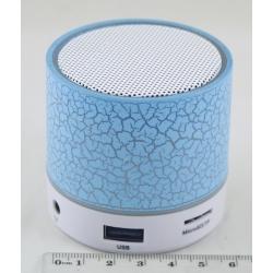 Колонки MP3 с FM-прием., USB, SD S-09 Bluetooth