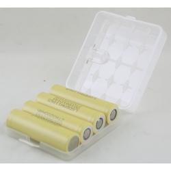 Аккумулятор для фонарика №18650 3200mA LG дорог. (по 4шт)