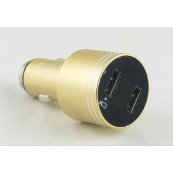MP3 модулятор авто D-806 2USB (с пультом, экр.) Bluetooth