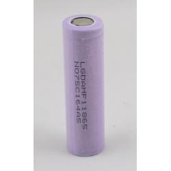Аккумулятор для фонарика №18650 2500mA LGDAMF1 дорог.