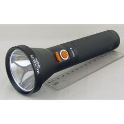 Фонарь светодиодный (1 мощ. USB) 300W №7108-T6