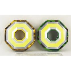 Фонарь светодиодный (1 больш. лампа, 3AА с магнит.) YD-1089