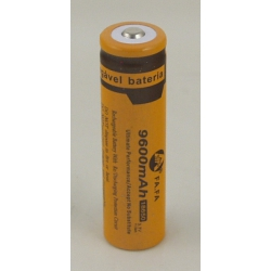 Аккумулятор для фонарика №18650 9600mA