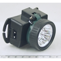 Фонарь головной YT-1082 (9 ламп ярк.+ акк., ЗУ)