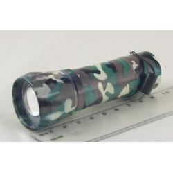 Фонарь светодиодный (1 мощ. 3AAА) 2000W Y-1127 комуф. zoom