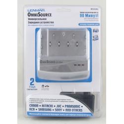 Зарядное устройство LENMAR BCLCA3 OmniSource (за 90 минут)
