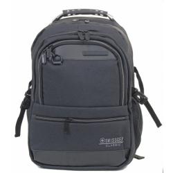Рюкзак с разъемом (1отдел., 2бок.+ 2внеш. карм. 48*36см) №9369 SWISS