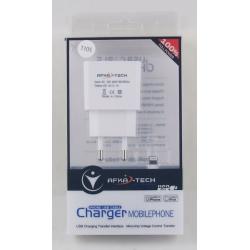 Зарядное устройство для IPHONE5 сетев. 2,1A №1105-IP5