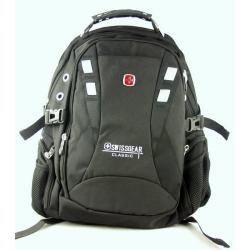 Рюкзак с разъемом (2отдел., 2бок.+ 2внеш. карм. 48*36см) №9371 SWISS