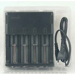 Зарядное устройство для 4 акк. 18650 HD-8862