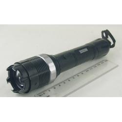 Электрошокер с фонариком (1ярк.+ авто ЗУ+ аккум.) zoom №2014-2