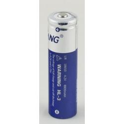 Аккумулятор для фонарика №18650 8800mA HANGLIANG