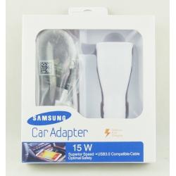 Зарядное устройство для SAMSUNG авто 2A S8+V8 2USB Fascon