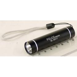 Фонарь светодиодный (1 мощ., акк.+ЗУ, шнур microUSB) BL-517