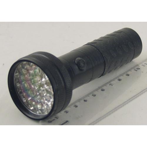 Фонарь светодиодный (32 ламп, 3ААА) №303-32 рез. руч.
