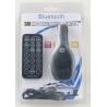 MP3 модулятор авто XK-601 SD (пульт, экр.) Bluetooth