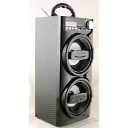 Колонки MP3 с FM-прием., USB, SD/MMC MS-37 Bluetooth